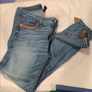 White House Black Market Jeans 6
